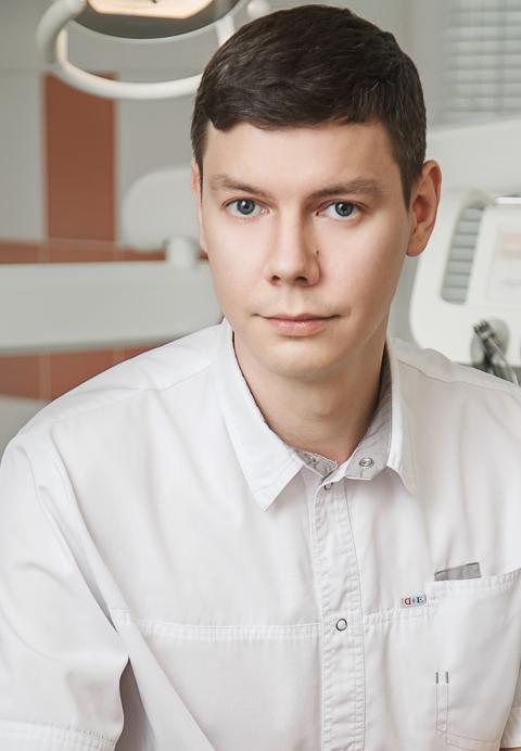 Тезиков Дмитрий Александрович